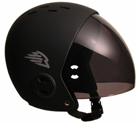 Gath Retractable Visor Helmet