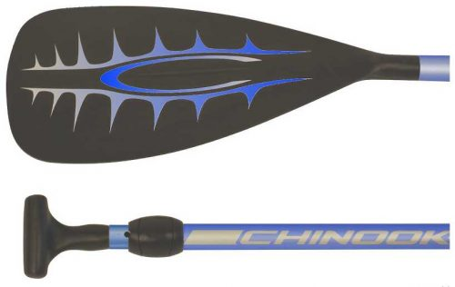 Chinook Adjustable Aluminum Paddle
