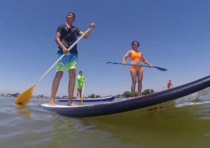 Kids SUP Camp