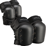 protec knee elbow pad set