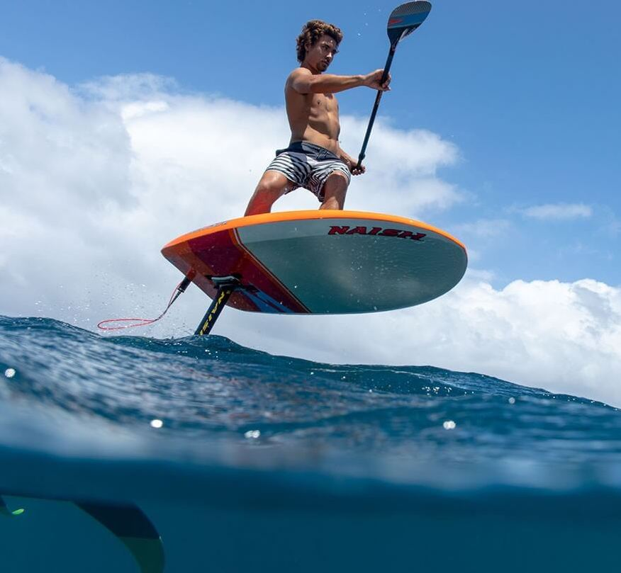 San Mateo Wing Surfing Step 2 Sup Foil Lesson Boardsports California